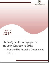 China Agricultural Equipment Industry