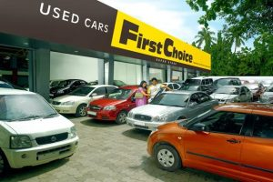 Company Profile Used Car Market