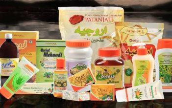 Patanjali Ayurved markets and sells product1