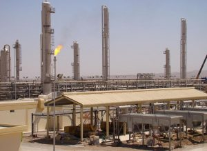 Middle East Oilfields and Drilling Services