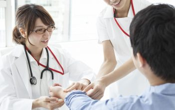 Japanese healthcare industry,
