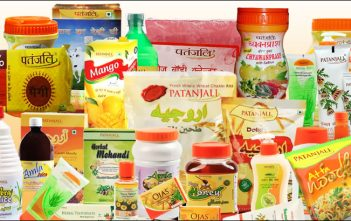 Patanjali Ayurved FMCG Business Size