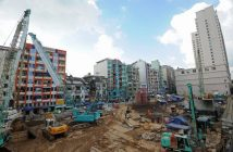 Myanmar Construction Market Growth
