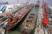 china shipbuilding
