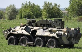 The 8x8 Armored Vehicle Market Size