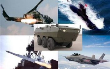 Middle East defense industry research