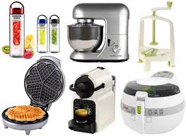 Kitchen appliances average spending