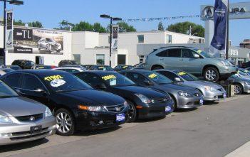 UsedCar Dealer Sales, Second Hand Car Industry Growth