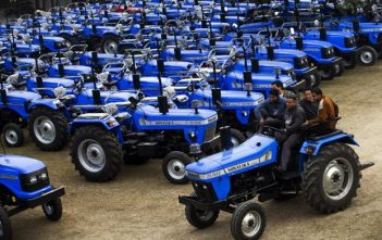 Agricultural tractor industry