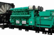 Market Share Genset UAE