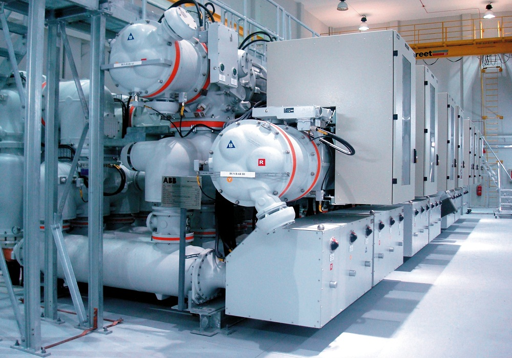 Gas Insulated Switchgear market
