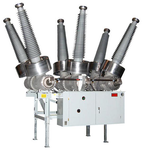 High Voltage Circuit Breakers market