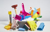 Global household cleaning products market