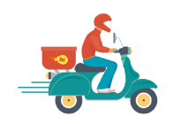 Home Delivery Market