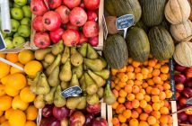 China imported fruit packaging market