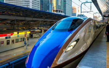 Japan rail construction sector