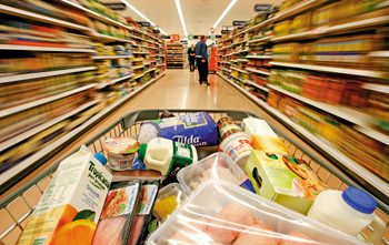 UK grocery retail industry analysis