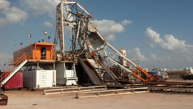 Market Size Iraq Oilfield Services