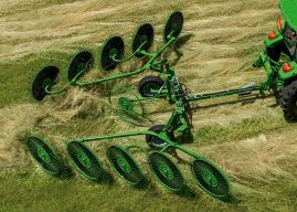 Brazil Agricultural Equipment Market to be Fueled by Economic Recovery and Improvement in Trade Scenarios during 2018-2022: Ken Research