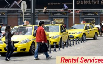 China Car Rental Market Research Report