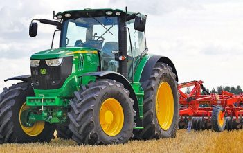 Agricultural and Forestry Machinery in United Kingdom