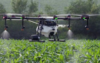 Global Agricultural Drone Market