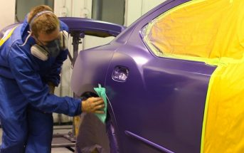Asia Automotive Refinish Paint Industry