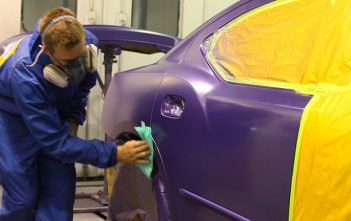 Asia Automotive Refinish Paint Industry