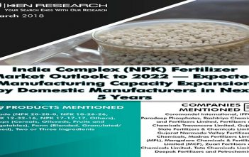 India Complex (NPK) Fertilizer Market Cover Page