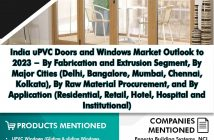 India uPVC Doors and Windows Market