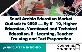 Saudi Arabia Education Market