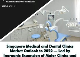 Singapore Dental and Medical Clinics Market is Expected to Reach SGD 4.8 Billion by 2022: Ken Research