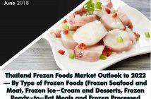 Thailand Frozen Foods Market.