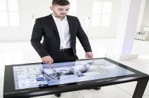 Touch Screen Tables and Panel Technology