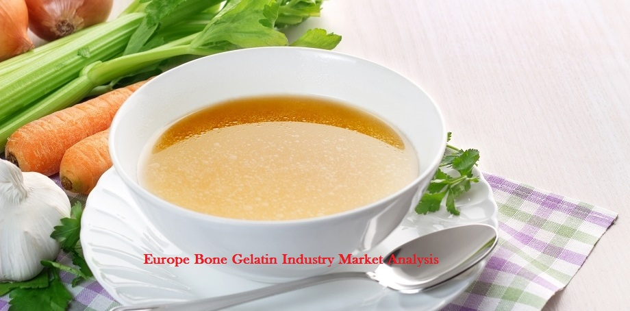 Bone Gelatin In Europe Market