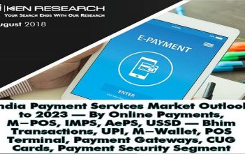 India Payment Services Market Cover Page