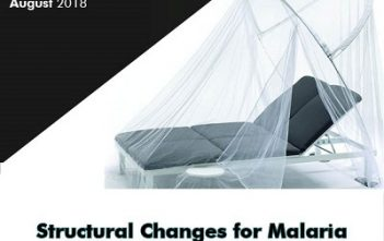 Structural Changes for Malaria Control in India