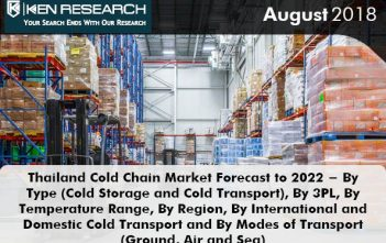 Thailand Cold Chain Market cover page