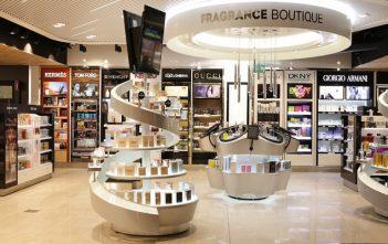 Europe duty free retailing