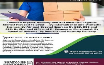 Thailand Express Delivery and E-Commerce Logistics Market