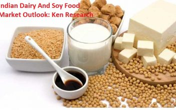 Indian Dairy And Soy Food Market