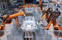 Global Industrial Robots Market in Automotive Industry