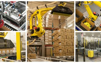 Industrial Robots for Food and Bevrage