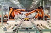 Industrial Robots for Metal Industry