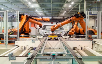 Industrial Robots for Metal Industry