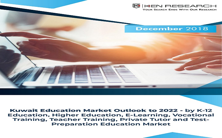 Kuwait Education Market Cover Page