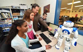 North America Educational Robotics