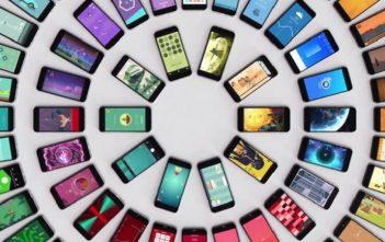 asia smartphones market