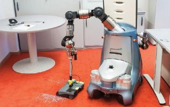 North America Cleaning Robots Market