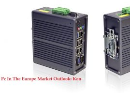 Rising Landscape Of The Europe Industrial PC Market Outlook: Ken Research